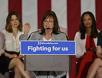 Sally Field @ the Women For Hillary Organizing Event held @ West Los Angeles College.<br /> June 3, 2016