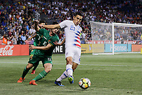 Chester, PA - Monday May 28, 2018: Rubio Rubin during an international friendly match between the men's national teams of the United States (USA) and Bolivia (BOL) at Talen Energy Stadium.