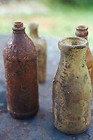 Group of antique bottles<br />