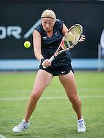 Netherlands, Rosmalen , June 08, 2015, Tennis, Topshelf Open, Autotron, Michaélla Krajicek (NED) <br /> Photo: Tennisimages/Henk Koster