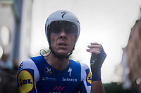 Philippe Gilbert (BEL/Quick Step floors) post-finish<br /> <br /> Men's Team Time Trial<br /> <br /> UCI 2017 Road World Championships - Bergen/Norway