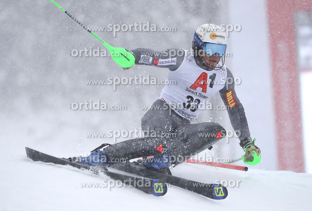 Aut Fis Weltcup Ski Alpin Kitzbuhel Sportida Photo Agency