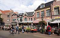 Nederland  Alkmaar- September 2020 . Horeca in het centrum van Alkmaar.  Foto : ANP/ Hollandse Hoogte / Berlinda van Dam