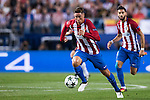 Fernando Torres of Atletico Madrid in action during their 2016-17 UEFA Champions League match between Atletico Madrid vs FC Bayern Munich at the Vicente Calderon Stadium on 28 September 2016 in Madrid, Spain. Photo by Diego Gonzalez Souto / Power Sport Images
