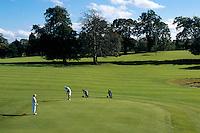 Golfplatz Manor House, Killadea in Fermanagh, Nordirland, Großbritannien
