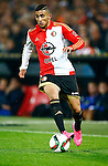 Nederland, Rotterdam, 24 september 2015<br /> KNVB Beker<br /> Seizoen 2015-2016<br /> Feyenoord-PEC Zwolle (3-0)<br /> Bilal Basacikoglu van Feyenoord