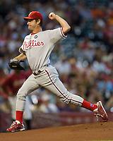 Moyer, Jamie 6046.jpg Philadelphia Phillies at Houston Astros. Major League Baseball. September 7th, 2009 at Minute Maid Park in Houston, Texas. Photo by Andrew Woolley.