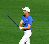 Ross FISHER (ENG) during round one of the 2016 DP World Tour Championships played over the Earth Course at Jumeirah Golf Estates, Dubai, UAE: Picture Stuart Adams, www.golftourimages.com: 11/17/16