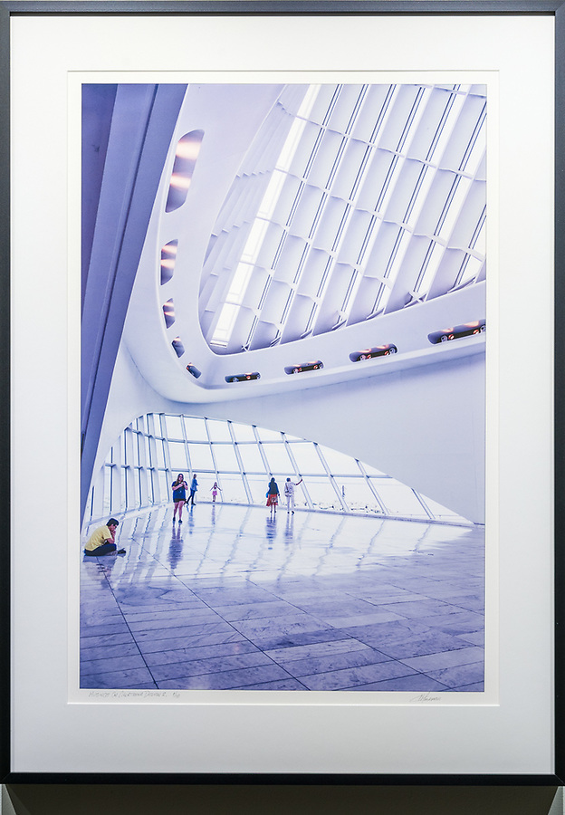 Musings on Calatrava Design 2, Milwaukee<br />