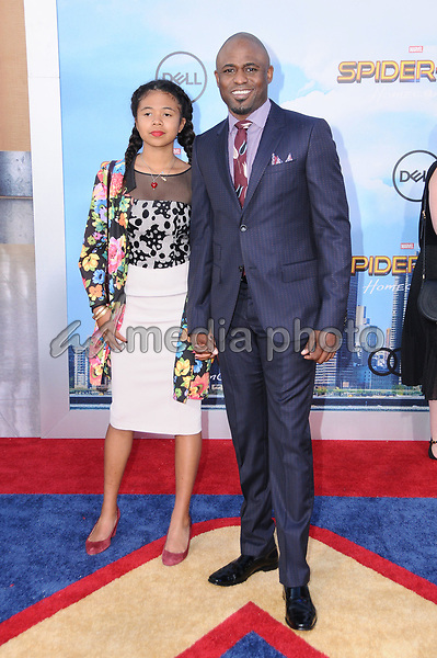 """28 June 2017 - Hollywood, California - Wayne Brady. """"Spider-Man: Homecoming"""" Los Angeles Premiere held at the TCL Chinese Theatre in Hollywood. Photo Credit: Birdie Thompson/AdMedia"""
