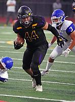 2021 AVHS Varsity Football vs Bear Creek at Amador Valley High School in Pleasanton, CA Friday Sept. 3, 2021. (Photo by Alan Greth AGP Sports)