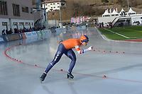 SPEED SKATING: COLLALBO: Arena Ritten, 12-01-2019, ISU European Speed Skating Championships, Antoinette de Jong (NED), ©photo Martin de Jong
