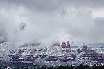 Storm Light: Winter #2, Sedona, Arizona