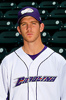 Carolina League All-Star Matt Heidenreich #28 of the Winston-Salem Dash at BB&T Ballpark on June 19, 2012 in Winston-Salem, North Carolina.  (Brian Westerholt/Four Seam Images)