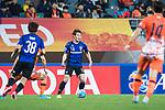 Gamba Osaka Defender Yonekura Koki in action during the AFC Champions League 2017 Group H match Between Jeju United FC (KOR) vs Gamba Osaka (JPN) at the Jeju World Cup Stadium on 09 May 2017 in Jeju, South Korea. Photo by Marcio Rodrigo Machado / Power Sport Images