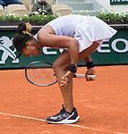 Naomi Osaka (JPN) defeated Victoria Azarenka (BLR) 4-6, 7-5, 6-3
