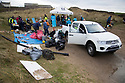19/01/19<br /> <br /> Plastic rubbish is collected and sorted.<br /> <br /> Volunteers clean beaches near Cable Bay Anglesey to mark the RSPCA's 'PlastOff2019'<br /> <br /> All Rights Reserved, F Stop Press Ltd +44 (0)7765 242650  www.fstoppress.com rod@fstoppress.com