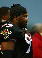 Jerome Haywood Ottawa Renegades 2004. Photo Scott Grant