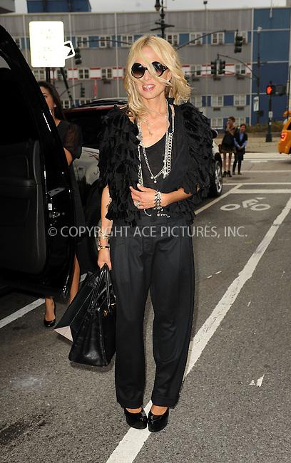 WWW.ACEPIXS.COM . . . . . ....September 16 2009, New York City....Stylist Rachel Zoe arriving at the Marchesa Spring 2010 presentation as part of Mercedes Benz Fashion Week on September 16 2009 in New York City....Please byline: KRISTIN CALLAHAN - ACEPIXS.COM.. . . . . . ..Ace Pictures, Inc:  ..tel: (212) 243 8787 or (646) 769 0430..e-mail: info@acepixs.com..web: http://www.acepixs.com