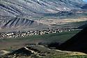 Iraq 1968  A Kurdish village   <br /> Irak 1968  Un village kurde<br /> عیراق 1968 , گوندیک له کوردستانی عیراق .
