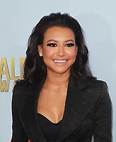 13 July 2020 - Naya Rivera, the actress best known for playing cheerleader Santana Lopez on Glee, has been confirmed dead. Rivera, 33, is believed to have drowned while swimming in the lake with her 4-year-old son, who was found asleep on their rental pontoon boat after it was overdue for return. 16 September 2012 - Pasadena, California - Naya Rivera. 2012 NCLR ALMA Awards - Arrivals Held At Pasadena Civic Auditorium. Photo Credit: Kevan Brooks/AdMedia