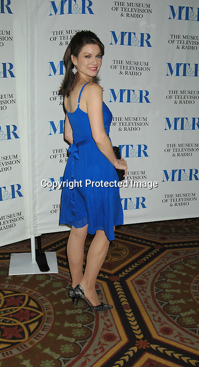 Jody Applegate..at The Museum of TV & Radio Annual 2007 Gala on ..February 8, 2007 honoring Sir Howard Stringer,Sony Corporation CEO and Chairman at The Waldorf Astoria..Hotel in New York. ..Robin Platzer, Twin Images..