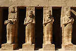 Temples of Karnak, Temple of Ramses II, Hypostyle Hall
