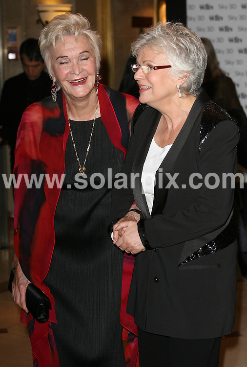 **ALL ROUND PICTURES FROM SOLARPIX.COM**                                             **WORLDWIDE SYNDICATION RIGHTS**                                                                                  Caption:  The Women in Film and TV Awards at the Hilton Park Lane in London                                                                             This pic:                                                                                              JOB REF: 12552       LNJ       DATE:  3.12.2010                                                          **MUST CREDIT SOLARPIX.COM OR DOUBLE FEE WILL BE CHARGED**                                                                      **MUST AGREE FEE BEFORE ONLINE USAGE**                               **CALL US ON: +34 952 811 768 or LOW RATE FROM UK 0844 617 7637**