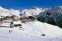 Hochsölden, Sölden in Tirol,Österreich