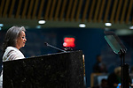 General Assembly Seventy-fourth session, 7th plenary meeting<br /> <br /> <br /> Her Excellency Sahle-Work Zewde, President, Federal Democratic Republic of Ethiopia