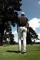 David Klein. Day three of the Brian Green Property Group NZ Super 6s Manawatu at Manawatu Golf Club in Palmerston North, New Zealand on Saturday, 27 February 2021. Photo: Dave Lintott / lintottphoto.co.nz
