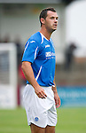 St Johnstone FC....Season 2011-12.David McCracken.Picture by Graeme Hart..Copyright Perthshire Picture Agency.Tel: 01738 623350  Mobile: 07990 594431