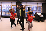 Crossroads & NJPAC: Andre De Shields directs/choreographs Ain't Misbehavin' Reh 1/26/18