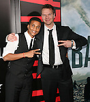 Cory Hardrict at The Columbia Pictures' Premiere of BATTLE: LOS ANGELES held at The Grauman's Chinese Theatre in Hollywood, California on March 08,2011                                                                               © 2010 Hollywood Press Agency