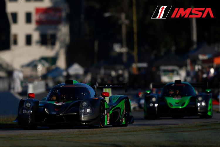 IMSA Prototype Challenge Presented by Mazda<br /> Road Atlanta<br /> Road Atlanta, Braselton GA<br /> Thursday 5 October 2017<br /> 3, Naj Husain, LMP3, M, Ligier JS P3<br /> World Copyright: Jake Galstad<br /> LAT Images