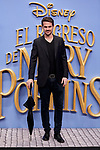 Gonzalo Ramos attends to Mary Poppins Returns film premiere at Kinepolis in Pozuelo de Alarcon, Spain. December 11, 2018. (ALTERPHOTOS/A. Perez Meca)