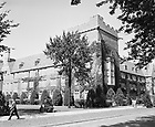 Alumni Hall - The University of Notre Dame Archives