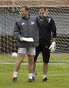 29/07/2005         Copyright Pic : James Stewart.File Name : jspa03 falkirk training.FALKIRK MANAGER JOHN HUGHES TAKES HIS FINAL TRAINING SESSION BEFORE HIS TEAM'S DEBUT IN THE SCOTTISH PREMIER LEAGUE.....Payments to :.James Stewart Photo Agency 19 Carronlea Drive, Falkirk. FK2 8DN      Vat Reg No. 607 6932 25.Office     : +44 (0)1324 570906     .Mobile   : +44 (0)7721 416997.Fax         : +44 (0)1324 570906.E-mail  :  jim@jspa.co.uk.If you require further information then contact Jim Stewart on any of the numbers above.........