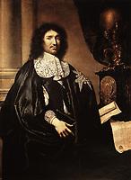 Jean-Baptiste Colbert<br /> <br /> Jean-Baptiste Colbert né le 29 août 1619 à Reims, mort le 6 septembre 1683 à Paris, est un des principaux ministres de Louis XIV.