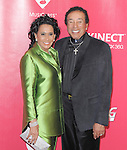 Smokey Robinson and Frances Robinson at The 2012 MusiCares Person of the Year Dinner honoring Paul McCartney at the Los Angeles Convention Center, West Hall in Los Angeles, California on February 10,2011                                                                               © 2012 DVS / Hollywood Press Agency