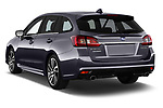 Car pictures of rear three quarter view of a 2017 Subaru Levorg GT-S Premium 5 Door Wagon angular rear