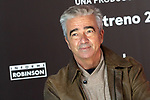 Carles Francino attends the presentation of Informe Robinson, Michael Robinson Good, better, best on October 26 in Madrid, Spain.(ALTERPHOTOS/ItahisaHernandez)