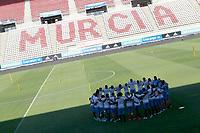 Colombia's team during training session. June 6,2017.(ALTERPHOTOS/Acero) (NortePhoto.com) (NortePhoto.com)