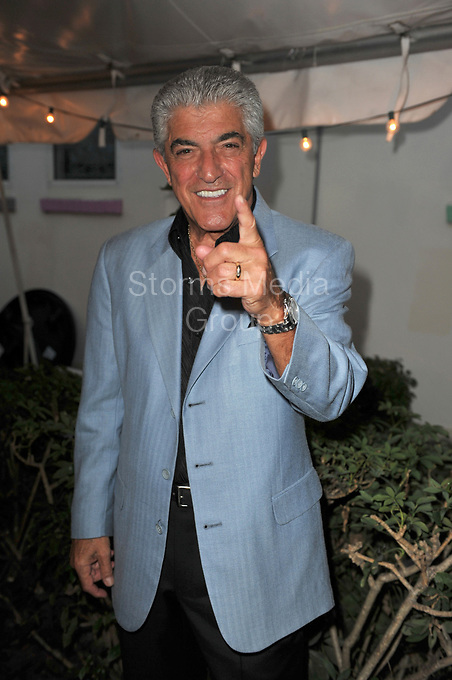 FORT LAUDERDALE, FL - JANUARY 08: Frank Vincent arrives at the screening of Genus On Hold at Cinema Paradiso.  GENIUS ON HOLD is a documentary film narrated by Frank Vincent (Goodfellas, Casino, Raging Bull) that tells the epic story of Walter L. Shaw, an engineering genius who, more than half a century ago, invented technology that transformed the rudimentary telephone system of the 1950's into the foundation of today's cutting edge global telecommunications industry. AT&T held a stranglehold monopoly.   on January 8, 2009 in Fort Lauderdale, Florida.<br /> <br /> <br /> People:  Frank Vincent