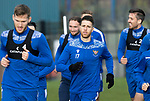 St Johnstone Training….21.10.20     <br />Guy Melamed pictured during training at McDiarmid Park today ahead of Saturday's game against Dundee United.<br />Picture by Graeme Hart.<br />Copyright Perthshire Picture Agency<br />Tel: 01738 623350  Mobile: 07990 594431