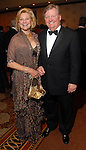 Carolyn and Jimmy Robertson at the Asia Society Gala at the InterContinental Houston Hotel Thursday Feb. 26, 2009.(Dave Rossman/For the Chronicle)