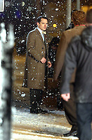 Pictured: Elijah Wood. Tuesday 11 February 2014<br />