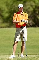 SAN ANTONIO, TX - SEPTEMBER 29, 2020: The University of Texas at San Antonio Roadrunners Men's Golf Team & Individual photos on the Oaks Course at TPC of San Antonio (Photo by Jeff Huehn).