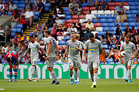 GOAL - Maximilian Mittelstädt of Hertha Berlin scores during the pre season friendly match between Crystal Palace and Hertha BSC at Selhurst Park, London, England on 3 August 2019. Photo by Carlton Myrie / PRiME Media Images.