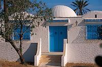 Haus bei El May, Djerba, Tunesien